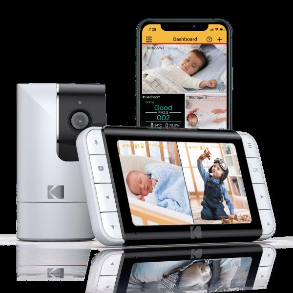 KODAK CHERISH C525 Smart Baby Monitor