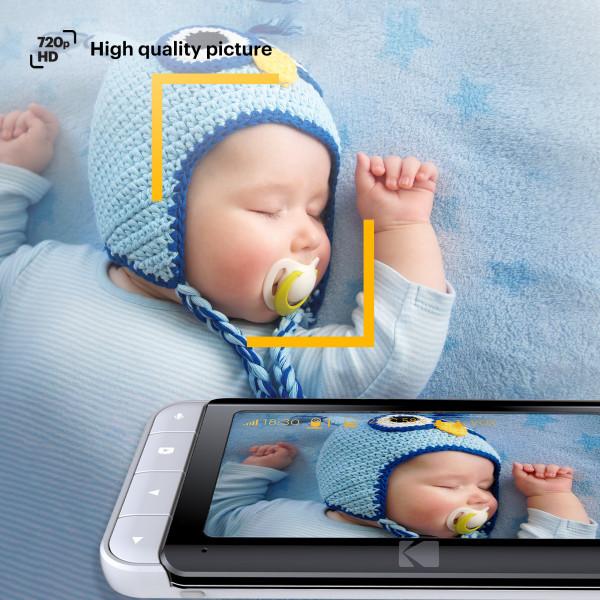 KODAK CHERISH C520 Smart Baby Monitor