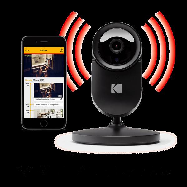 KODAK CHERISH F680 Home Security Camera