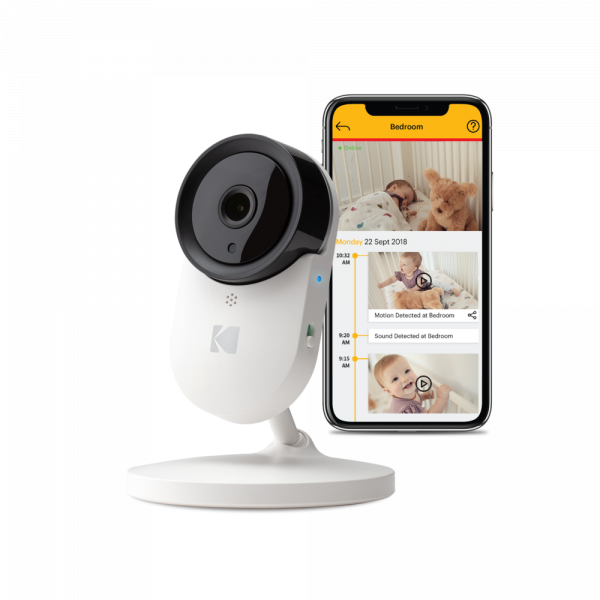 KODAK CHERISH C120 Smart Video Baby Camera