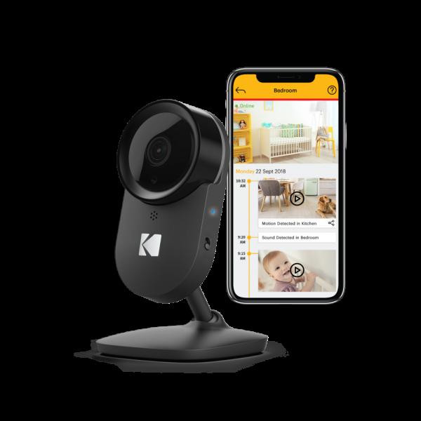 Цифровая Wi-Fi видеокамера KODAK CHERISH F670