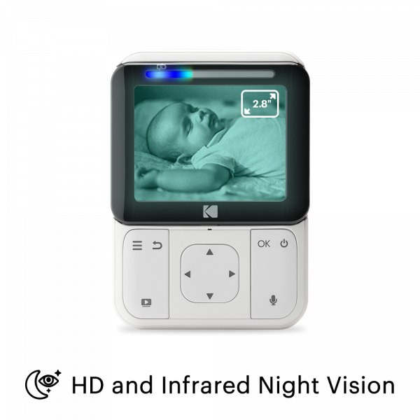 KODAK CHERISH C225 Video Baby Monitor