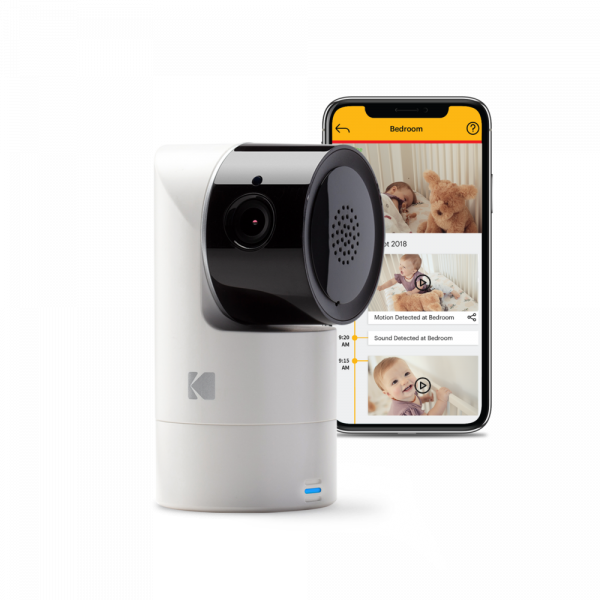 KODAK CHERISH C125 Smart Video Baby Camera