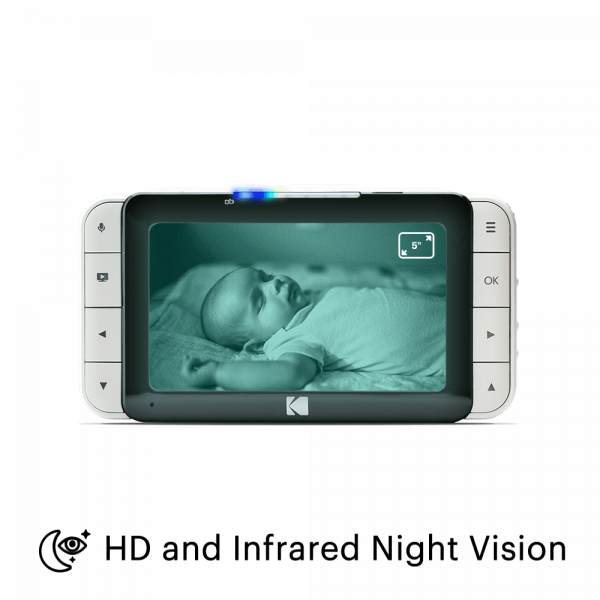 KODAK CHERISH C520 Video Baby Monitor