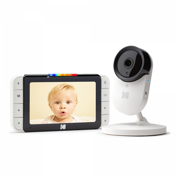 KODAK CHERISH C520 Smartes Video-Babyphone