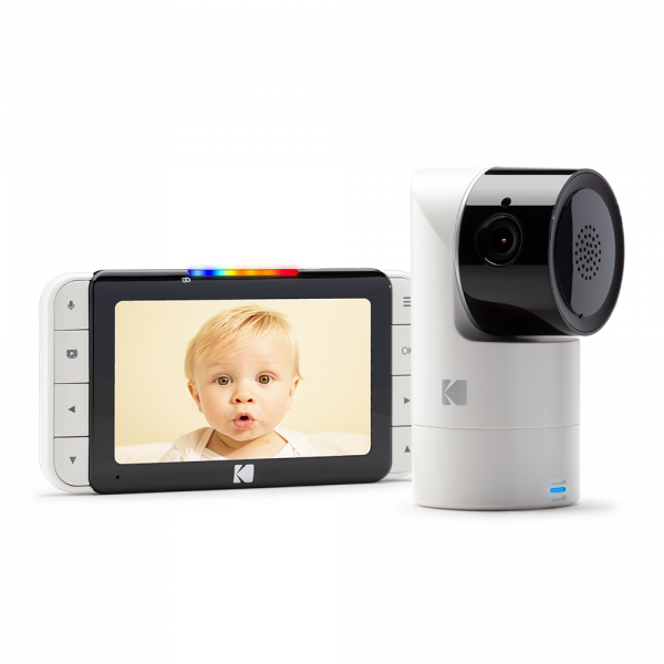 KODAK CHERISH C525 Smartes Video-Babyphone
