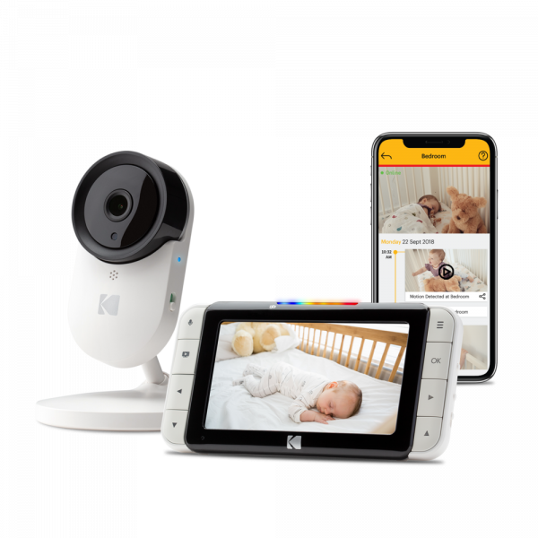 KODAK CHERISH C520 Baby Monitor Video